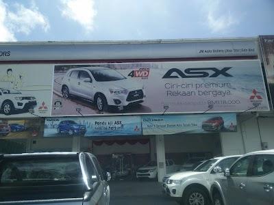 Mitsubishi Motors @ Alor Star 3S Centre