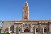 Koutoubia Mosque and Minaret, Marrakech, Morocco