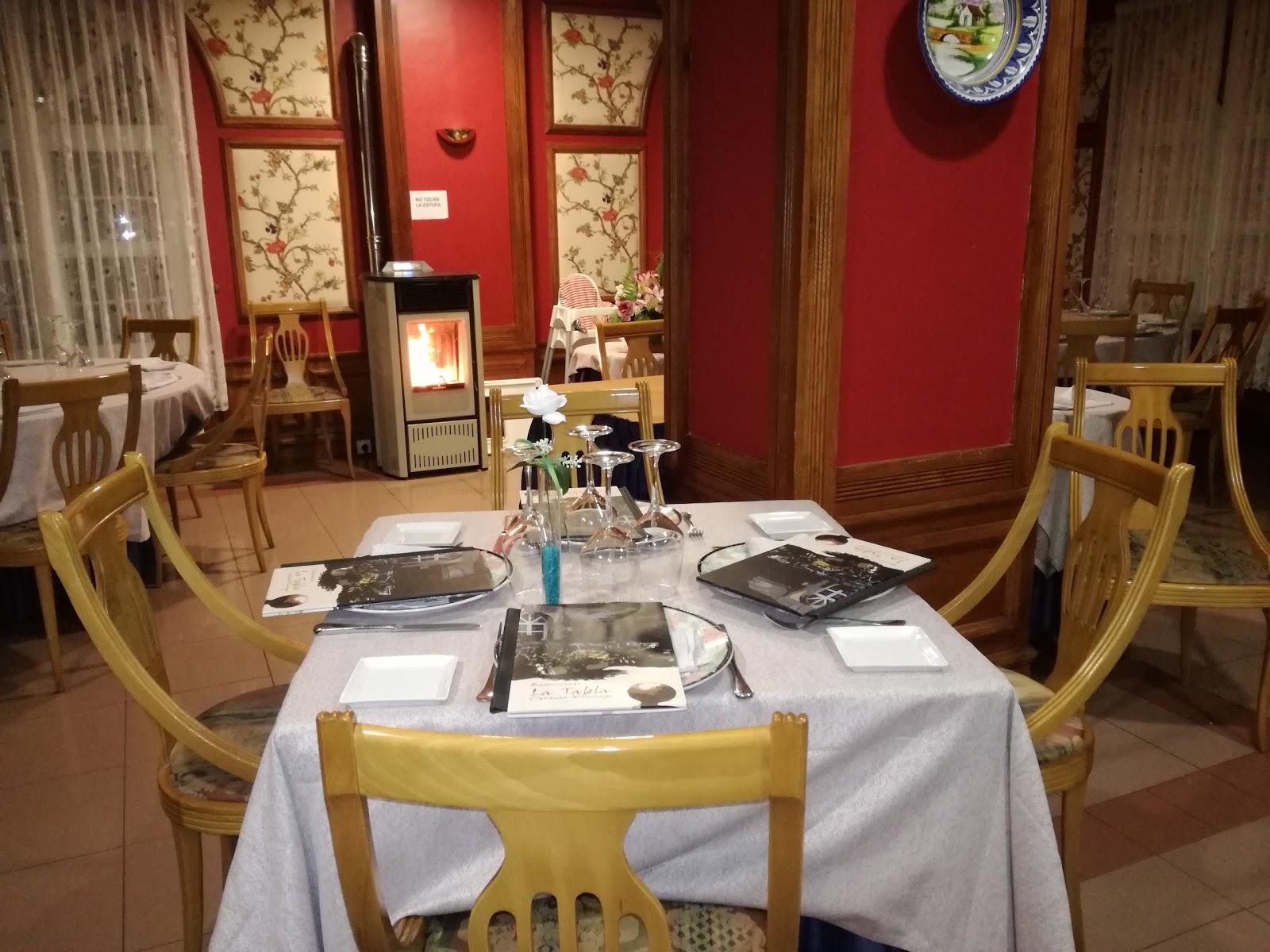Restaurante La Tabla