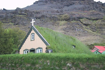 Hofskirkja Church, Hof, Iceland