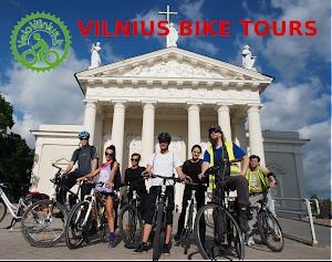 VILNIUS BIKE TOURS & RENTAL - Velo-City Vilnius