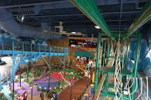 Kalahari Indoor Theme Park, Wisconsin Dells, United States