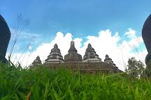 Andaw Thein Temple, Mrauk U, Myanmar