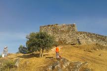 Castle of Arnoia, Celorico de Basto, Portugal