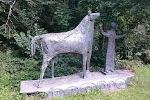 Heinrich-Kirchner-Skulpturengarten am Burgberg, Erlangen, Germany