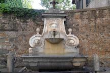 Fontana del Mascherone, Rome, Italy