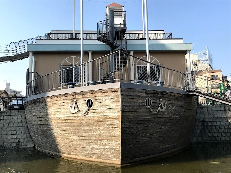 大横川親水公園魚つり場