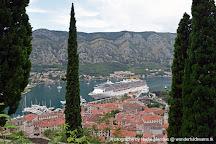 St John Fortress, Kotor, Montenegro
