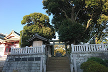 Sobataka Shrine, Matsudo, Japan