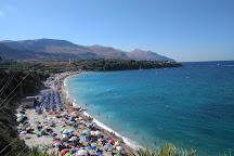Spiaggia Guidaloca, Scopello, Italy