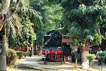 National Rail Museum, New Delhi, India