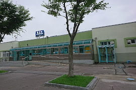 Железнодорожная станция  Mukho Station