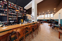 Cafe Bar Pilotu, Prague, Czech Republic