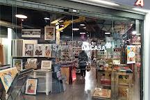 Mercat dels Encants de Barcelona, Barcelona, Spain