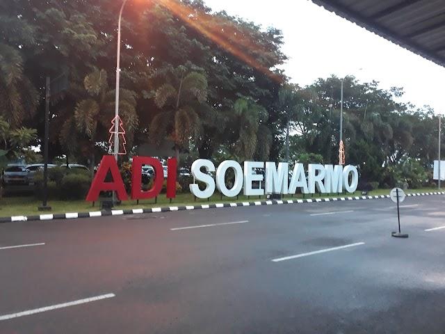 Adi Soemarmo International Airport