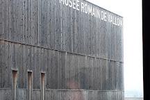 Musee Romain de Vallon, Vallon, Switzerland