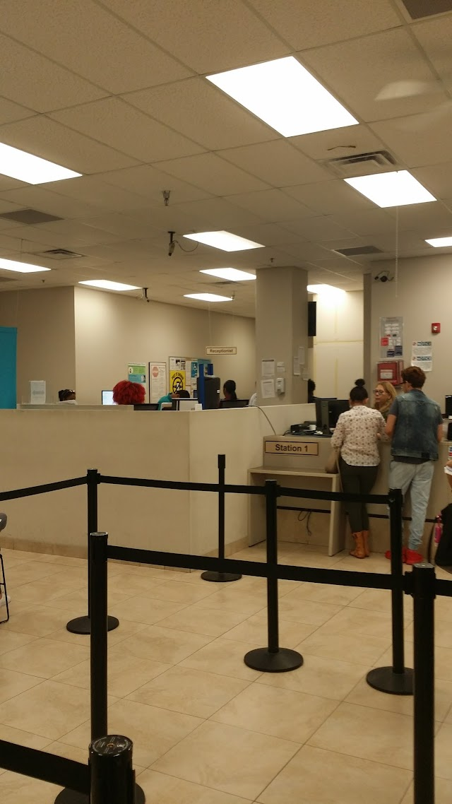 Mall of Americas DMV