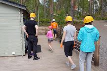 Flowpark Ahtari Zoo, Ahtari, Finland