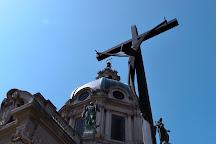 Tempio Votivo di Cristo Re, Messina, Italy