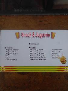 Snack & Juguería SABOR Y FRUTA 2