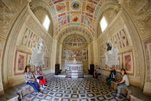 Castello di Belcaro, Siena, Italy