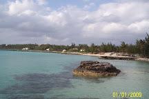 Rainbow Bay Beach, Eleuthera, Bahamas