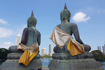 Seema Malakaya Temple, Colombo, Sri Lanka