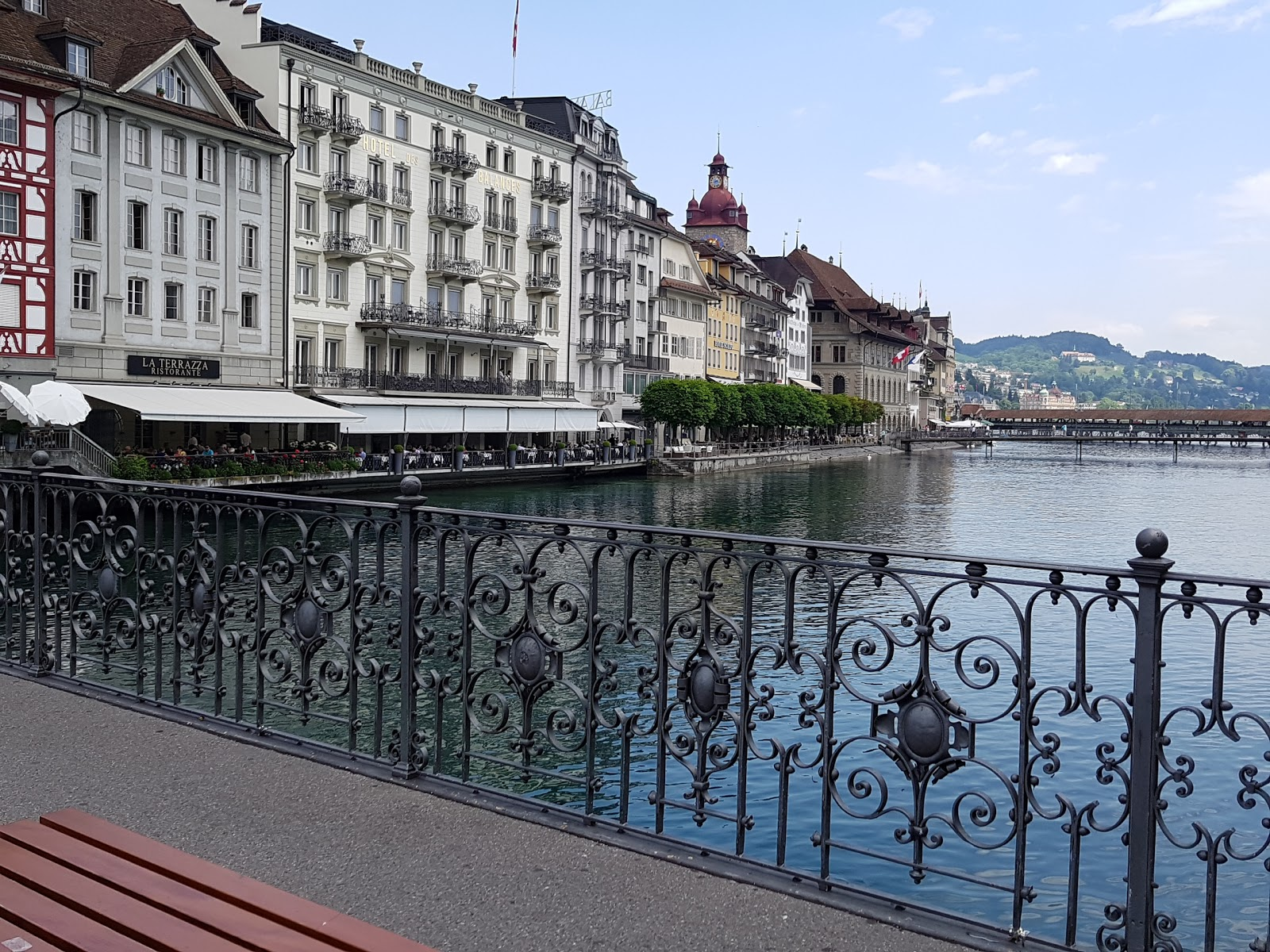 Visit Harrys Swiss Watch Center On Your Trip To Lucerne Or