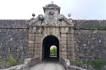 Fortaleza de Valenca, Valenca, Portugal