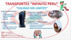 TRANSPORTES INFINITO PERU 3