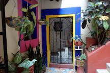 Museo Casa de Las Lagrimas o Casa Figueroa, Taxco, Mexico