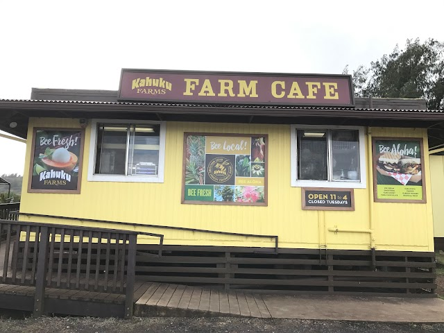 Kahuku Land Farms Stand