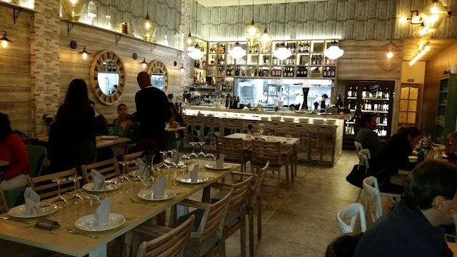 Restaurante Cala by Luis León