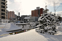 Soseigawa Park, Sapporo, Japan
