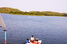 Ali Sagar Lake, Nizamabad, India
