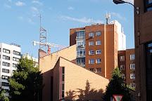 Parroquia de San Miguel de los Santos., Madrid, Spain