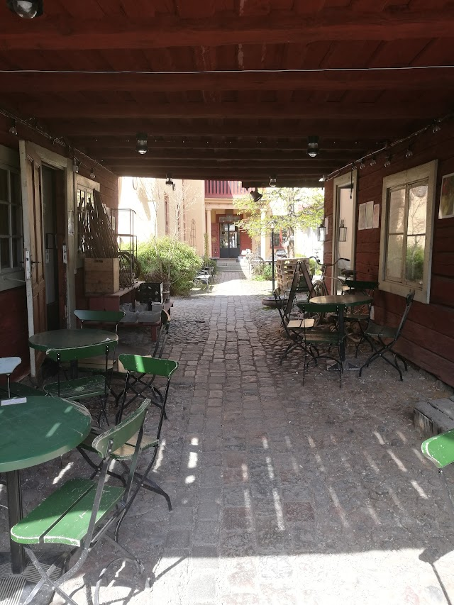 Hellmanska Gårdens Café AB
