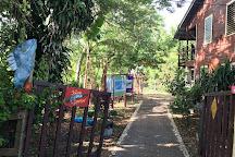 Iguana Research & Breeding Station, Utila, Honduras