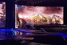 Wow - The Vegas Spectacular, Las Vegas, United States
