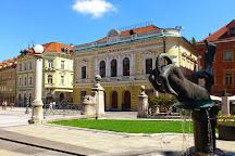 Slovenian Philharmonic Hall (Slovenska Filharmonija), Ljubljana, Slovenia