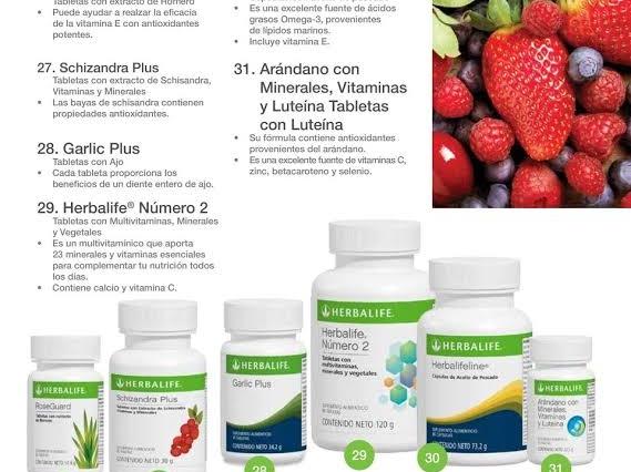Club De Nutrición Herbalife Linda