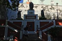 La Fuente de la Herencia de las Americas, San Juan, Puerto Rico
