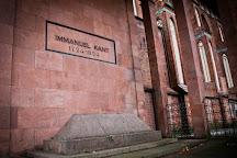 Immanuel Kant's Grave, Kaliningrad, Russia