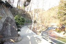 Manji no Sekibutsu, Shimosuwa-machi, Japan