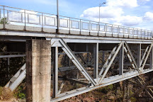 Ponte Dom Pedro II (Ponte Metalica), Paulo Afonso, Brazil