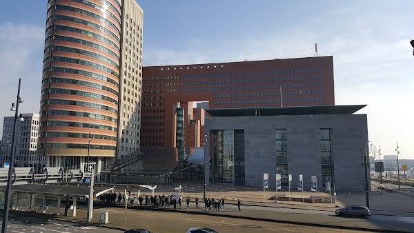 Landelijk Parket Rotterdam : Openbaar ministerie landelijk parket rotterdam posthumalaan 74