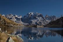 Lago Ritorto, Madonna Di Campiglio, Italy