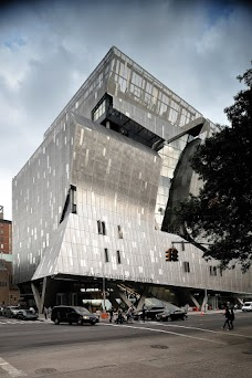 The Cooper Union : NAB (New Academic Building) new-york-city USA