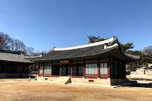 Changgyeonggung Palace, Seoul, South Korea