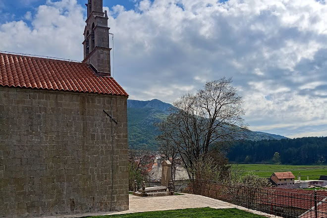 St. George's Church, Cetinje, Montenegro